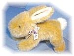 Click here to enlarge image and see more about item 1231200407: Pretty Little GUND 'Hopper' Bunny Rabbit