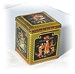 Collectible English Tea Tin
