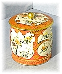 Collectible English Tea/Cookie Tin