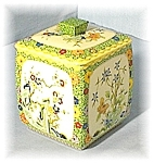 Collectible English Tea /Cookie Tin