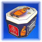 Click here to enlarge image and see more about item 1231200616: COLLECTABLE UNEEDA BISCUIT TIN - NATIONAL BISCUIT C0 .