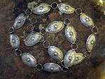 Click to view larger image of Belt Sterling Silver Concho Kenny Ray McNeilly  Jr (Image2)