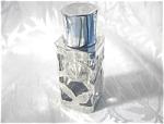 Click here to enlarge image and see more about item 352004s: Sterling Silver Perfume Bottle From Mexico.