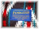 Click to view larger image of Bag Pendleton Portland Oregon Make Up Mirror Zip Top (Image4)