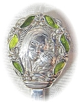 Click to view larger image of Gorham Sterling Christmas 1976 Childs Spoon (Image1)