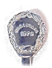 Click to view larger image of Gorham Sterling Christmas 1976 Childs Spoon (Image2)