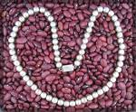 Click to view larger image of Necklace Sterling Silver  Beads Taxco Mexico 19 Inch (Image1)