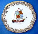 Bone China Duchess England - English Ship 1300
