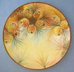 Click here to enlarge image and see more about item C09250801: Vintage Hand Painted Collector's Plate Austria - signed