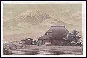 Kawase HASUI (1883-1957) (Image1)