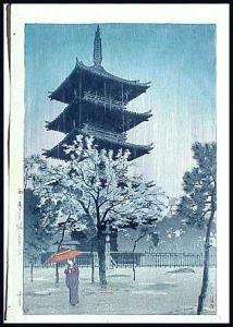 KASAMATSU Shiro (1898-1991) (Image1)