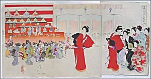 Toyohara CHIKANOBU (1838-1912) (Image1)