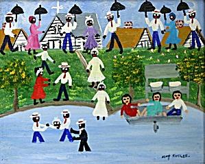 May Kugler (1916-2005; LaPlace, Louisiana) (Image1)