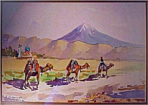 G. Boghossian (mid 20th C.; Iranian) (Image1)