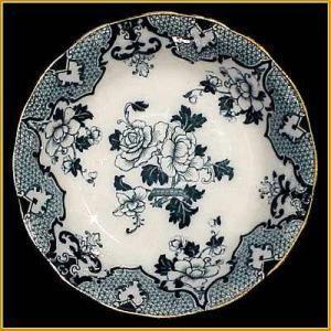 Flow Blue: MOYUNE soup bowl (Image1)
