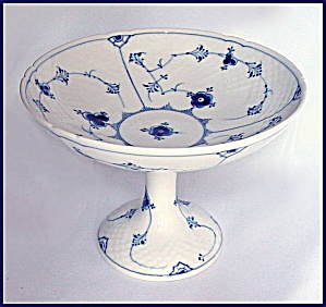 "Bing & Grondahl ""Blue Traditional"" compote (Image1)"