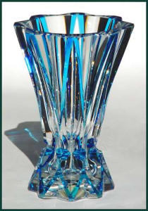 Cristalleries de St. Louis  art glass vase (Image1)