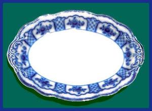 Flow Blue: MELBOURNE platter (Image1)