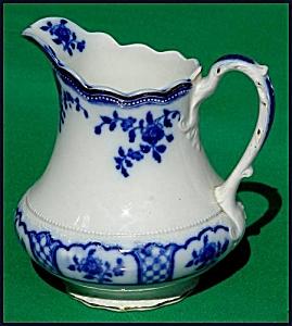 Flow Blue: MELBOURNE pitcher (Image1)