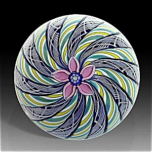 Peter McDougall:  Miniature crown paperweight (Image1)