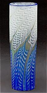 "Lundberg Studios ""Natalia Azul"" vase (Image1)"