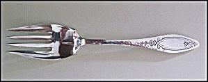 Sterling silver salad fork (MERRIMACK, Towle Silversmiths) (Image1)