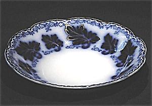 Flow Blue: NORMANDY sauce (berry) dish (Image1)