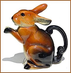 Erphila rabbit figural teapot (Image1)