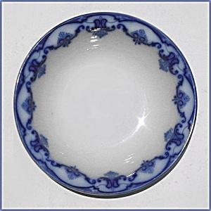 Flow Blue: LYNDHURST serving bowl (Image1)