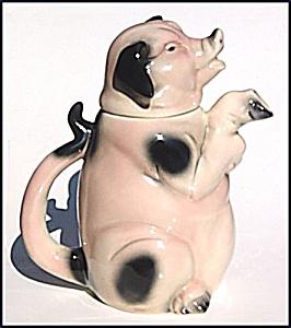Erphila figural pig teapot (Image1)