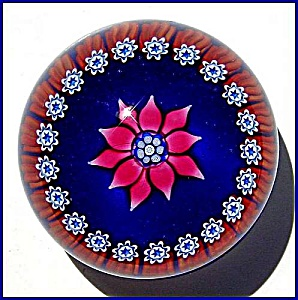 Peter McDougall: clematis paperweight (Image1)