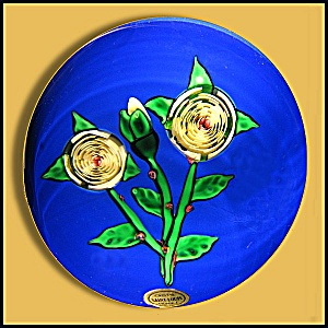 St. Louis 1976: Floral paperweight (Image1)