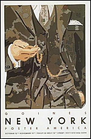 David Lance Goines (b.1945; Berkeley, CA) (Image1)