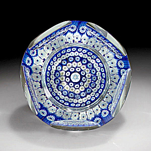 Whitefriars: Star Of David Paperweight (Le)