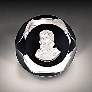 D'albret: Christopher Columbus Paperweight