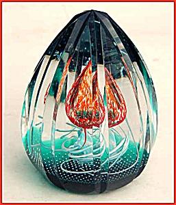 Caithness Glass: Destination Deimos paperweight (LE) (Image1)