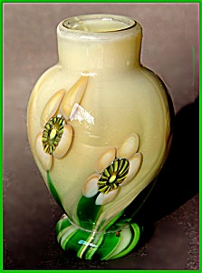 Early Lundberg Studios vase: (Cantor) (Image1)