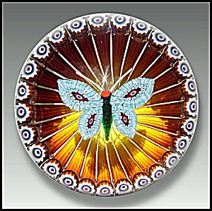 William Manson Butterfly paperweight (Image1)