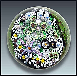 Peter Raos 1994: Seascape paperweight (Image1)