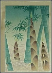 Click here to enlarge image and see more about item 99AF: Ono BAKUFU (B. Ohno) (1888-1976)