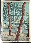 Click here to enlarge image and see more about item A0CZ: ASANO Takeji (1900-1999)