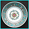 Click to view larger image of Wedgwood Florentine Turquoise sauce dish (Image2)