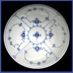Click to view larger image of Royal Copenhagen Blue Fluted serving  bowl (Image1)