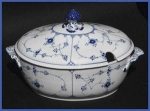 Click to view larger image of Large antique Royal Copenhagen soup tureen (Image1)
