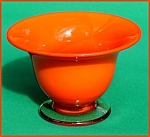 Kraft 1967: Red footed bowl