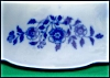 Click to view larger image of Flow Blue: MELBOURNE serving bowl (Image3)