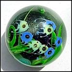 Lundberg 1976:Tropical fish paperweight