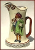 Click to view larger image of Royal Doulton seriesware motto pitcher (Image2)