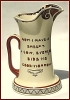 Click to view larger image of Royal Doulton seriesware motto pitcher (Image3)