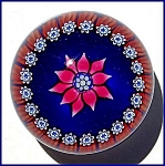 Peter McDougall: clematis paperweight